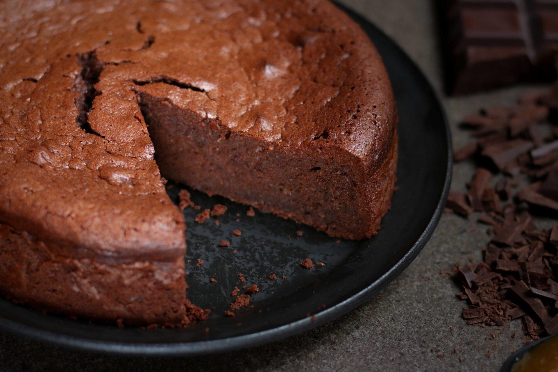 עוגת שוקולד ודבש