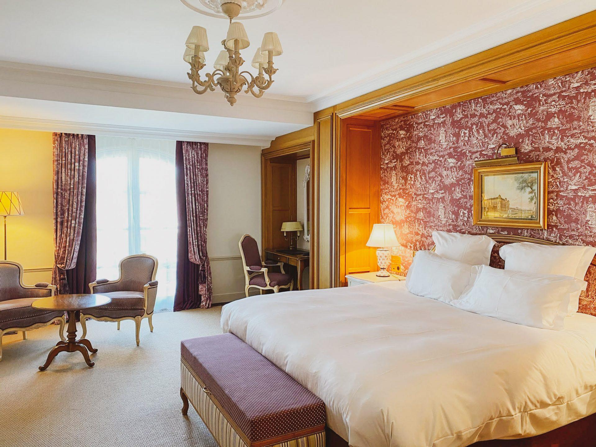 מלון בשאנטיי