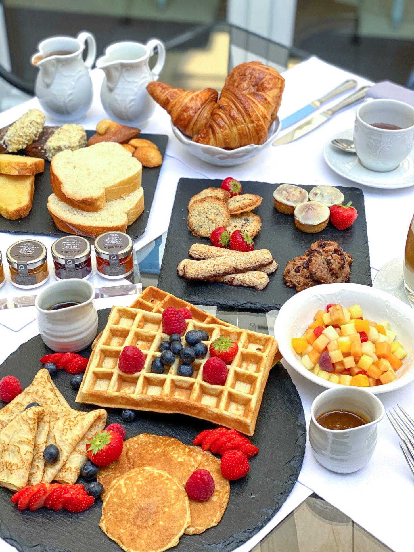 ארוחת בוקר בשאנטיי
