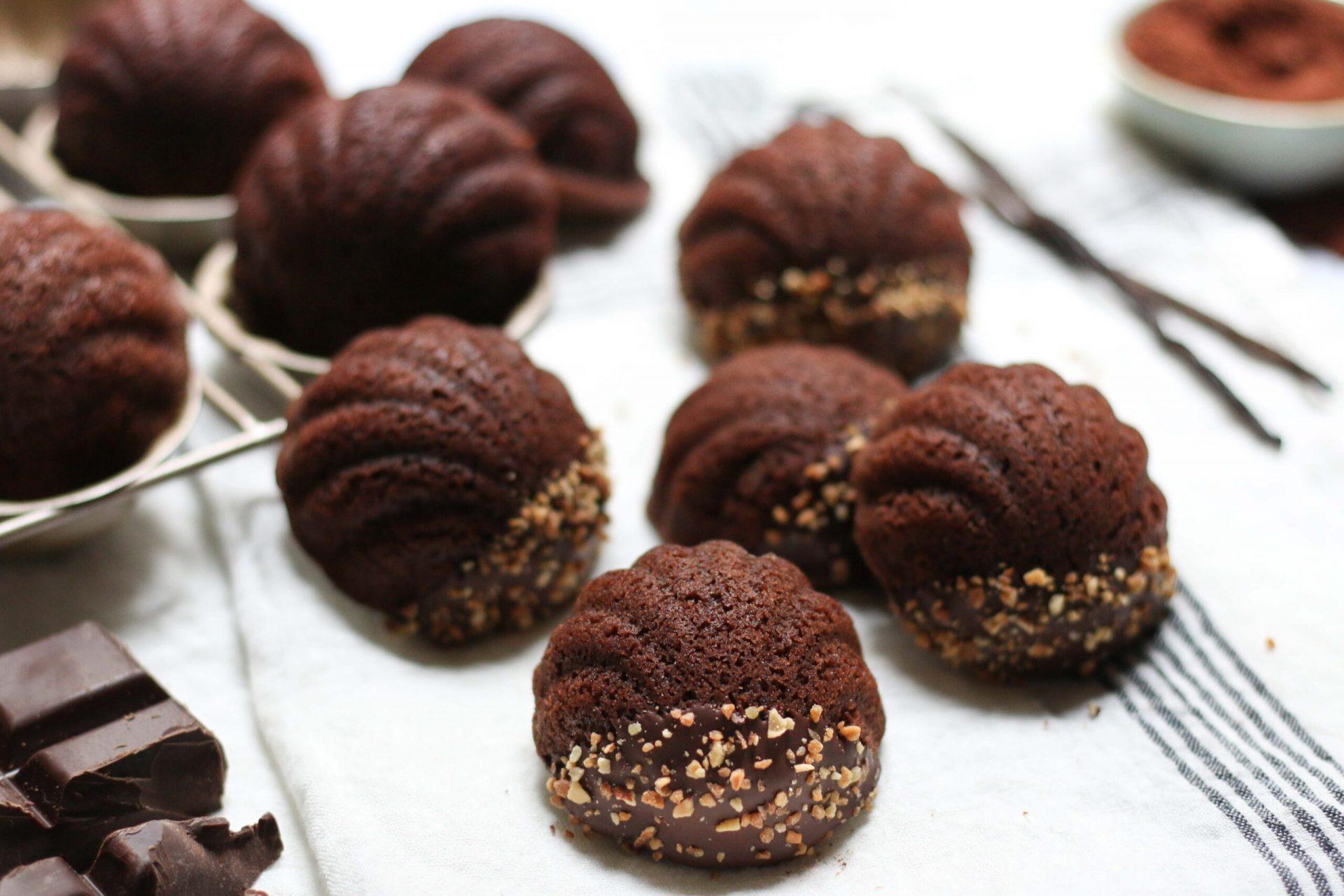 מדלן שוקולד