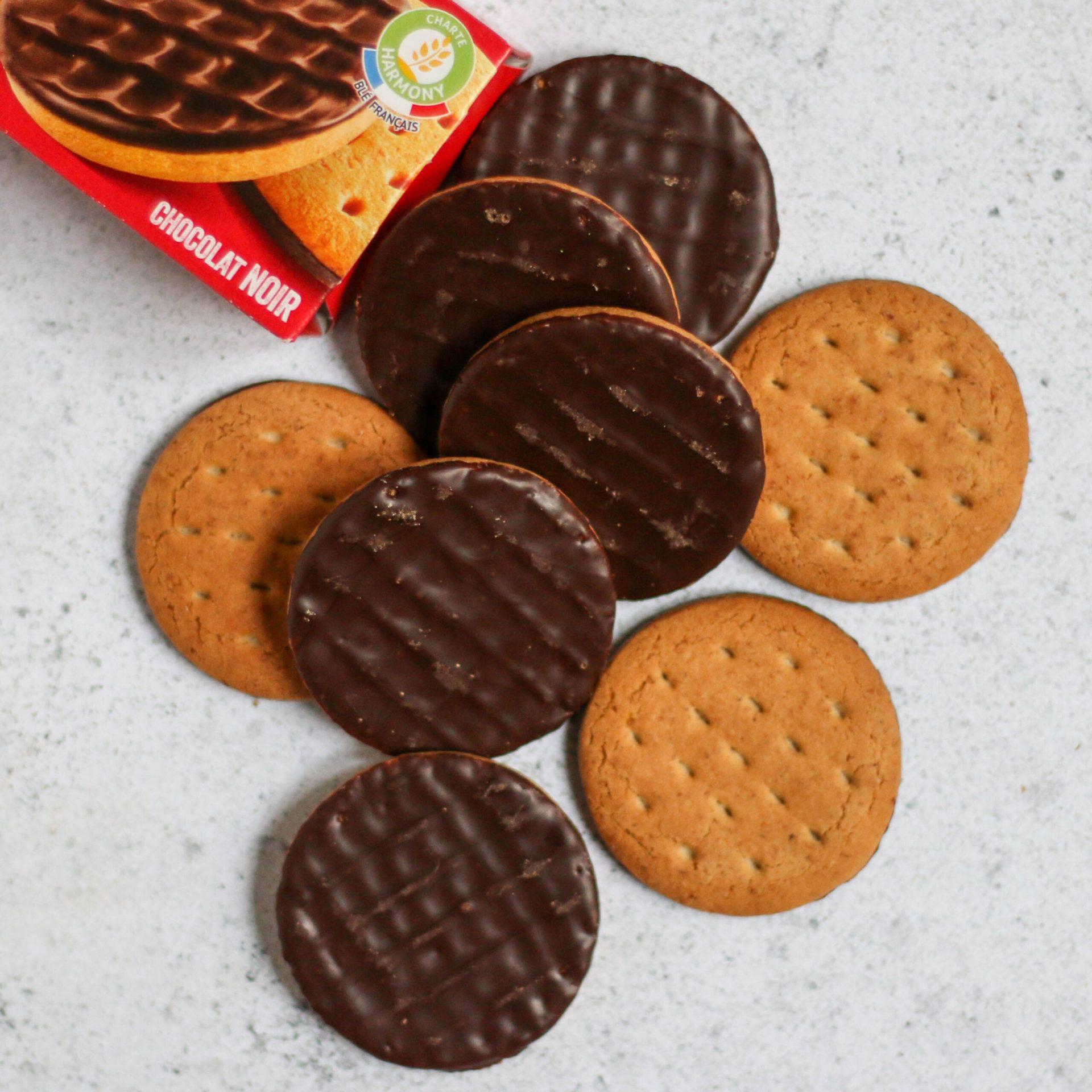 עוגיות גרנולה שוקולד