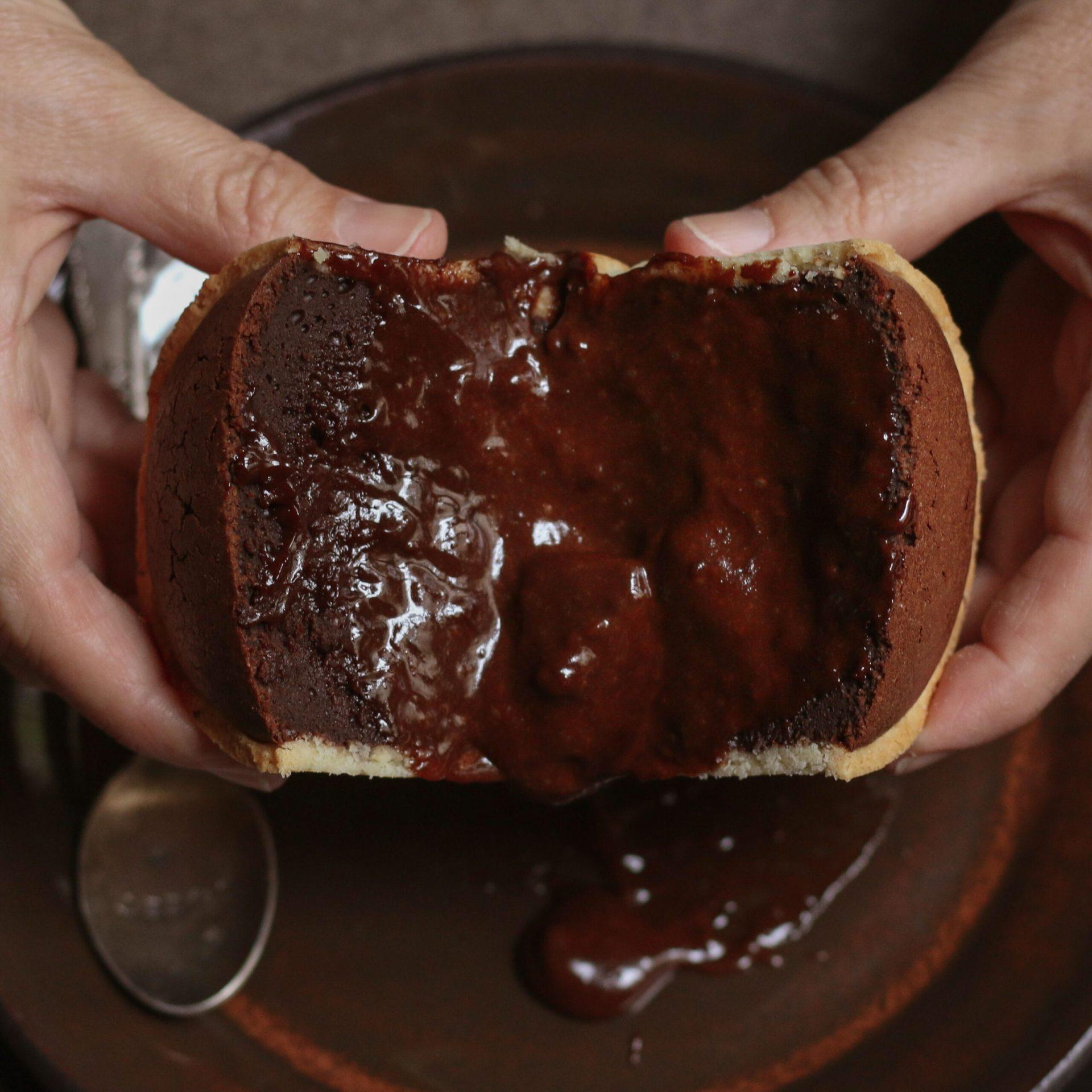 Chocolate Fondant Tart