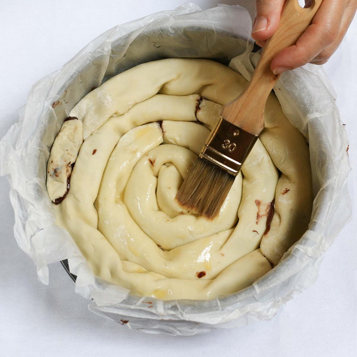 Chocolate Halva Bourekas