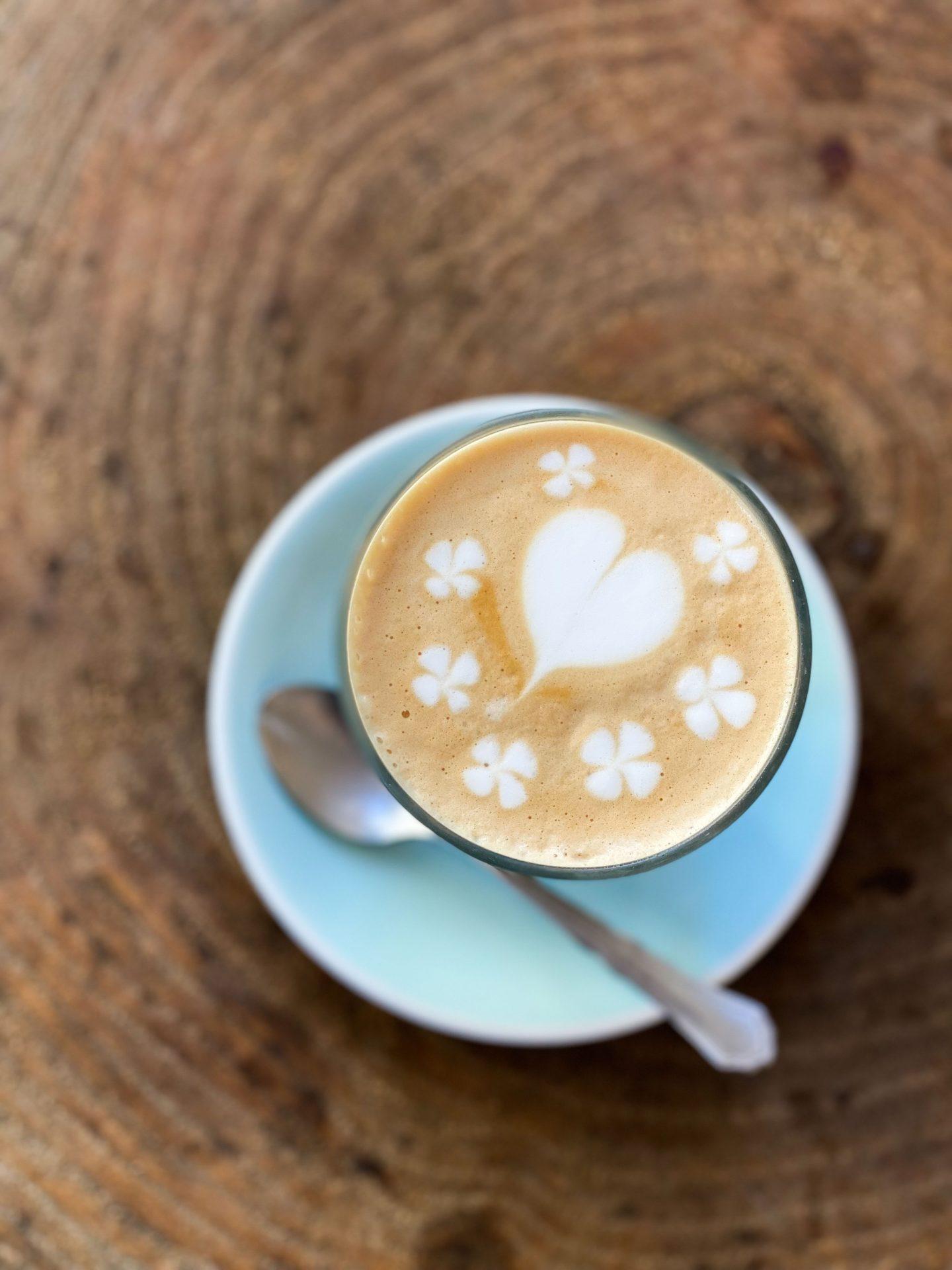 לוקסמבורג קפה bloom