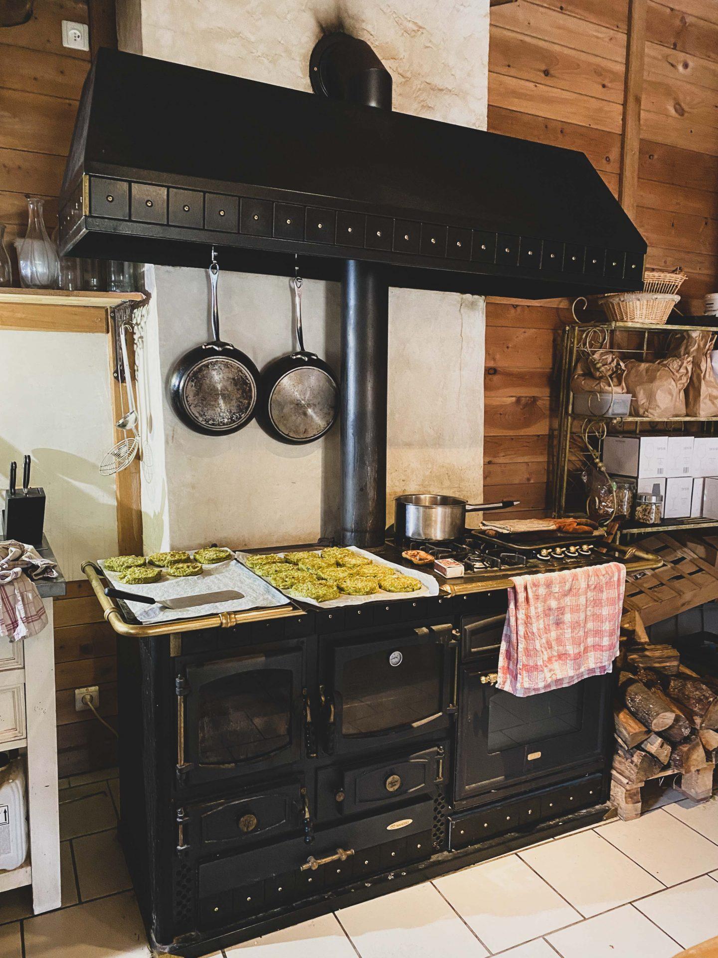 תנור כפרי