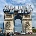 Christo Paris Arc de Triomphe